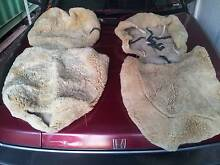 sheep skin seat covers Campbellfield Hume Area Preview