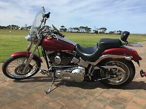 Harley-Davidson Softail Deuce. Original in immaculate condition. Port Lincoln Port Lincoln Area Preview