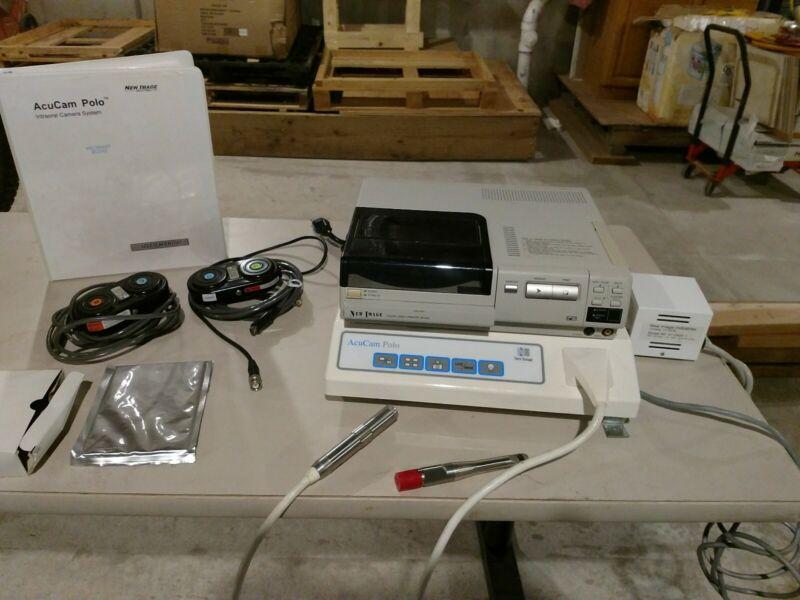 AcuCam Polo Dental Camera with printer