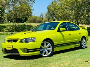 🔥2003 FORD PERFORMANCE VEHICLE GT-P BA BUILD #0103 MAN MY04🔥 Balcatta Stirling Area Preview