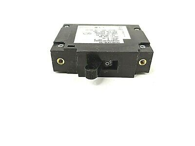 Heinemann Circuit Breaker Single Pole 5 Amp 120 Volt Special Purpose 5a 120v New