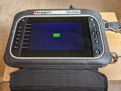 Megger Cfl535g Time Domain Reflectometer20vip54