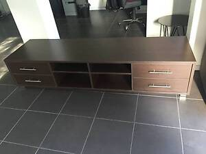 good condition lowline TV unit Coorparoo Brisbane South East Preview