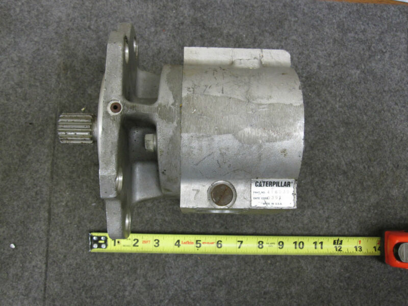 4T6039 GENUINE CATERPILLAR HYDRAULIC PUMP