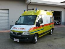 Fiat Ducato 2.8 JTD Ambulanza Orion