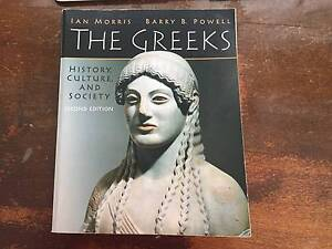 The Greeks (2nd edition) Morris and Powell Maroubra Eastern Suburbs Preview