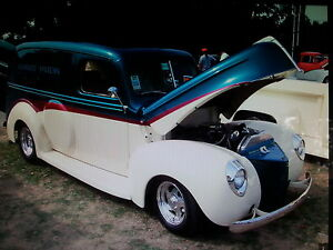 Check It Out 1940 Ford Rod