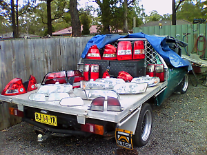 Genuine Holden Toyota tail lights lenses and headlights all model Weston Cessnock Area Preview
