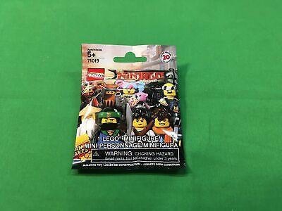 Lego 71019 - LEGO Minifigures - The LEGO® Ninjago® Movie™ (Mystery Bag)