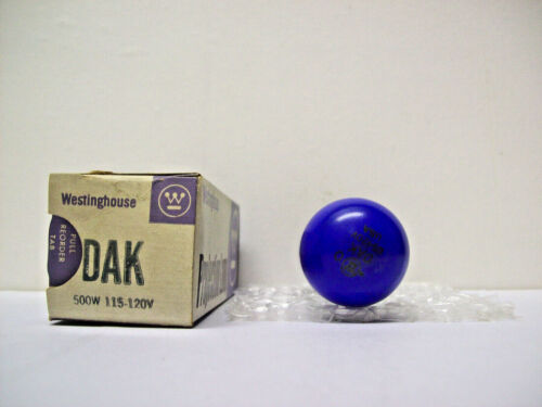 DAK ( DAY) Projector Projection Lamp Bulb 500W 115-120V WESTINGHOUSE AVG. 25-HR