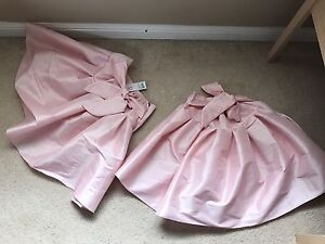 Two new pink skirts!