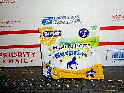 BREYER STABLEMATE MYSTERY HORSE SURPRISE SERIES 2 #6047 NEW SEALED