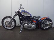 Harley-Davidson FLS Softail - Bike Farm Custom Chopper -