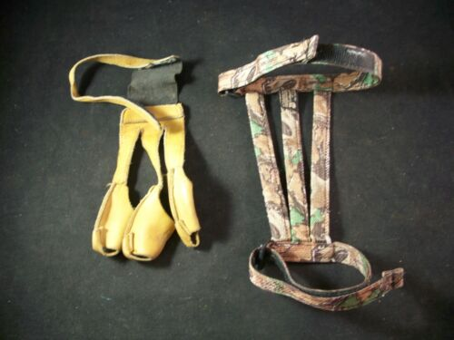 Archery Arm Guard And Finger  Glove  Protector Gear Kit Bow Shooting