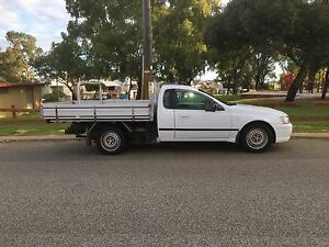 Ford Falcon one ton ute dedicated Gas. Karrinyup Stirling Area Preview