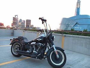 2012 Harley Davidson Fatboy Lo with ONLY 8000kms