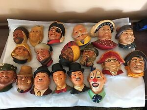 Vintage collector heads! MOVING, EVERYTHING MUST GO!
