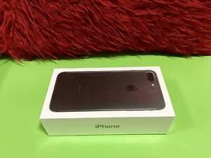 New Sealed IPhone 7 + 128 GB Matt Black Belmore Canterbury Area Preview