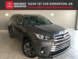 2018 Toyota Highlander Limited AWD | Toyota Certified Vehicle