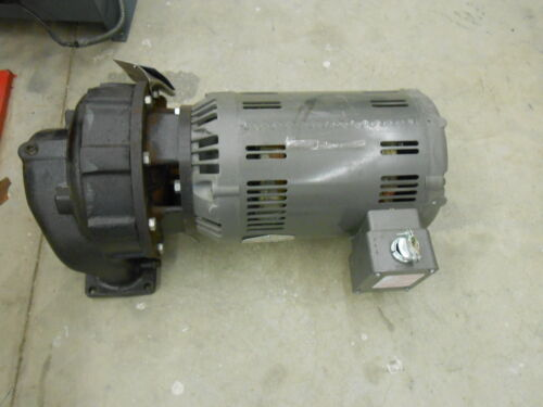 SCOT 3252K103 CLOSE COUPLED CENTRIFUGAL PUMP & BALDOR MOTOR VJHH3219TSB