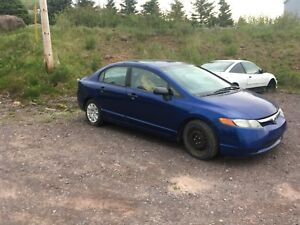 Scrapping 2006 Civic