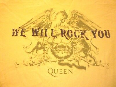 Queen Shirt ( Used Size L ) Good Condition!!!