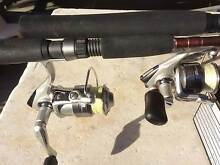 Spinning Rods and Reels Bairnsdale East Gippsland Preview