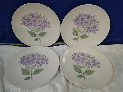 BOONTONWARE~Vintage Melmac~3013~Dinner Plates~Set of 4~NICE!