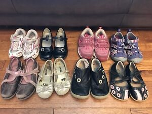 Size 9-10 Toddler Girl Shoes