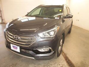 2017 Hyundai Santa Fe Sport 2.4 SE- ALLOYS! HEATED SEATS! LEATHE