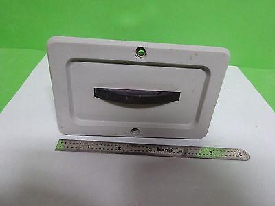 Microscope Polyvar Reichert Leica Filter Wheel Assembly Optics As Is Binh7-a-03