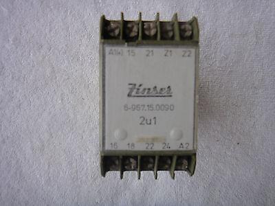 Finder Relay Zu1  6-967.15.0090
