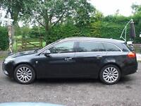 VAUXHALL INSIGNIA 2.0CDTi 16v ELITE TOURER 59 REG NON RUNNER SPARES OR REPAIR