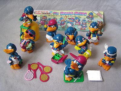 "Komplettsatz ""Bingo Birds"" + 1 BPZ!"