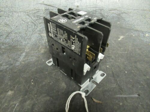 25 AMP GE CONTACTOR CR553AB 600 VOLTS 10 HP 35 AMP/RES **WARRANTY**