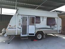 Jayco Freedom Outback Off Road 30th Anniversary Edition 2005 Gilston Gold Coast West Preview