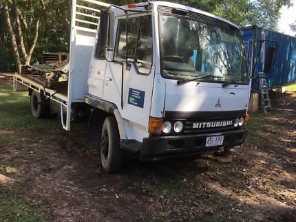 Mitsubishi FK Tray Truck