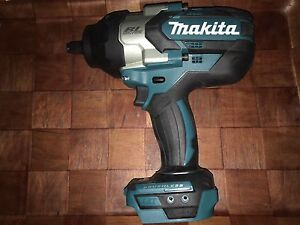 "Makita DTW1002Z 18V Li-ion Cordless Brushless 1/2"" Impact Wrench Brunswick East Moreland Area Preview"
