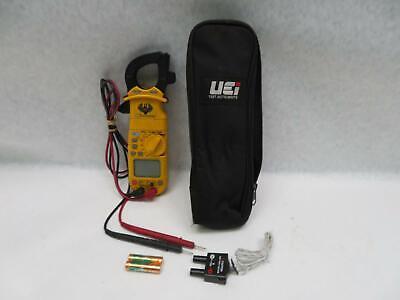 Uei Dl389 Pro Digital Clamp Meter Trms Multimeter