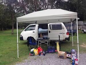 1995 Toyota Townace Van/Minivan Albert Park Port Phillip Preview