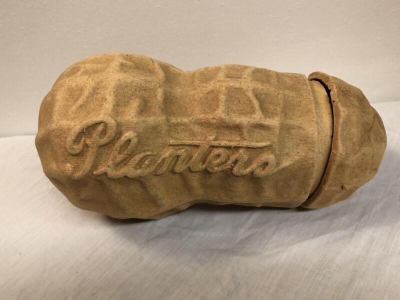 Vintage Rare Paper Mache Planters Peanut Adverstising Container