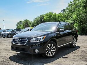 2017 Subaru Outback 2.5i PREMIER with EYESIGHT, SUNROOF, NAVIGAT