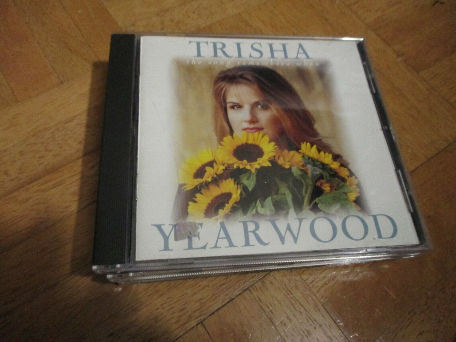 Trisha Yearwood The Song Remembers When CD - $3.00