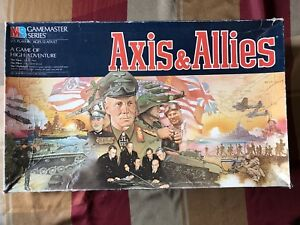 Axis and Allies GameMaster Series