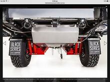 Black series forward fold camper trailer 2015 model Tumut Tumut Area Preview