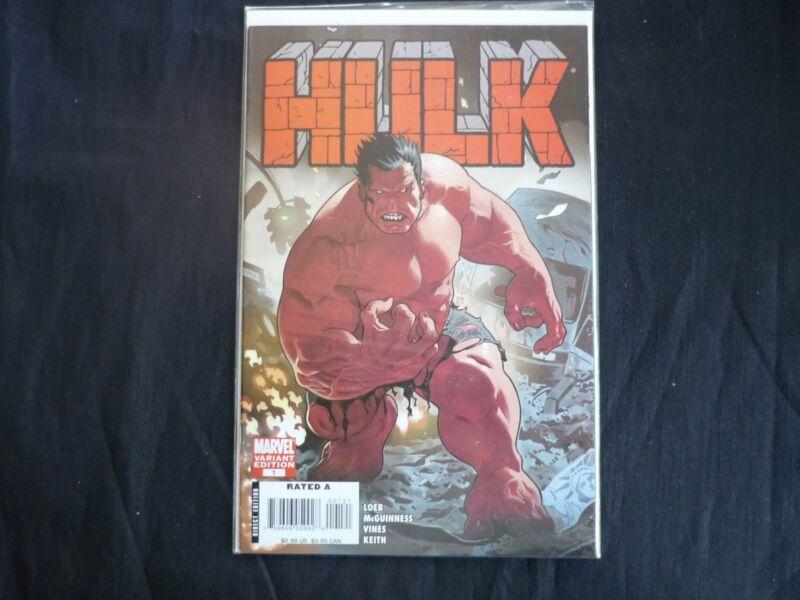 Hulk 1 Accuna Variant Red Hulk variant (b13) 2015