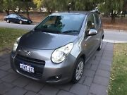 Manual Suzuki Alto Hatchback 2012 Bentley Canning Area Preview