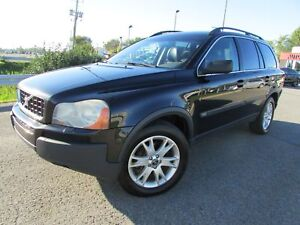 2006 Volvo XC90 2.5T A SR AWD 7 PASSAGERS TOIT OUVRANT!!!