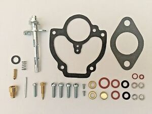 Massey Harris Tractor Carburetor Repair Kit: 44, 44 special, 44-6, 55, 444, 555