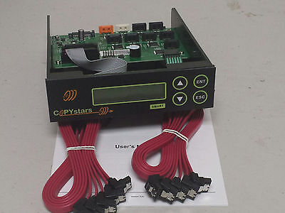 Copystars 1 6  Cd Dvd Blu Ray Sata Burner Duplicator Controller Support Iso Pc